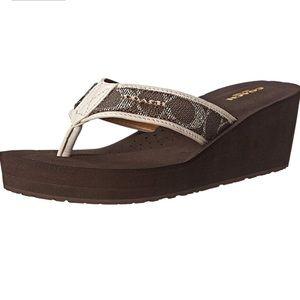 COACH Jolene Women's Wedge